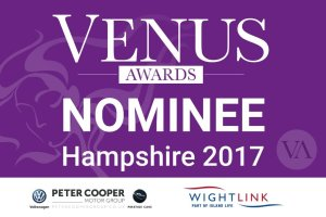 Venus Awards Nominee Hampshire 2017