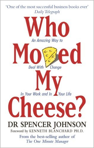 Tackling Stress: Who Moved My Cheese?