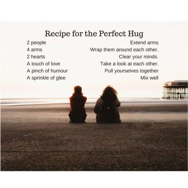 Recipe for the Perfect Hug