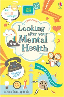 Book Review:  Looking After Your Mental Health