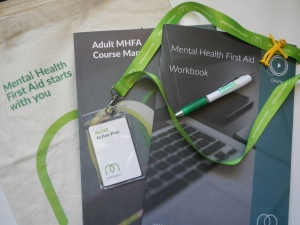 online mhfa course